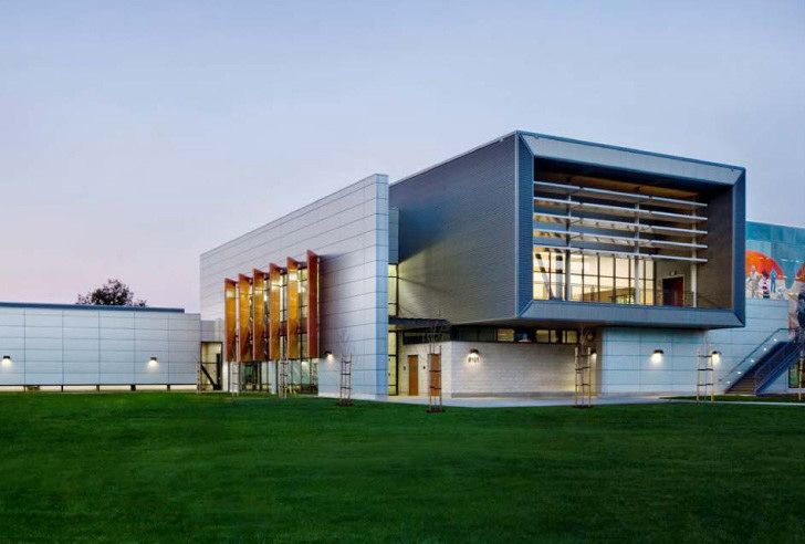 Spectacular East Oakland Sports Center Creates A Place Of Community
