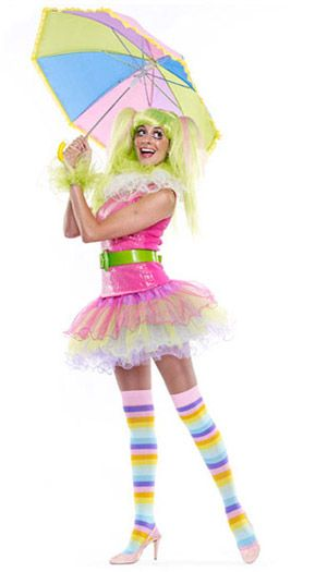 Fun and flirty clowns have all the fun! Halloween #DIY costume #Savers #ValueVillage  sc 1 st  Pinterest & Fun and flirty clowns have all the fun! Halloween #DIY costume ...
