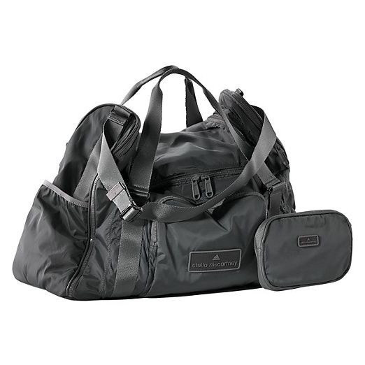 a59297078ae6 Best Gym Bags - Adidas by Stella McCartney Women s Fashion Medium Duffel Bag  Looks so functional with all of the pockets and compartments