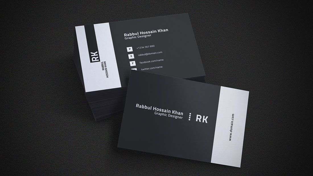 Choosing The Best Font For Business Cards 10 Tips Examples Business Card Fonts Cool Fonts Logo Design Inspiration Branding