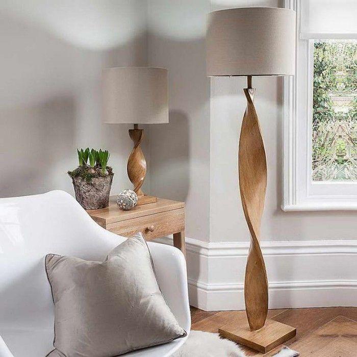 Designer Stehlampen Leuchtobjekte Und Noch Vieles Mehr Lampen Wohnzimmer Bodenlampe Und