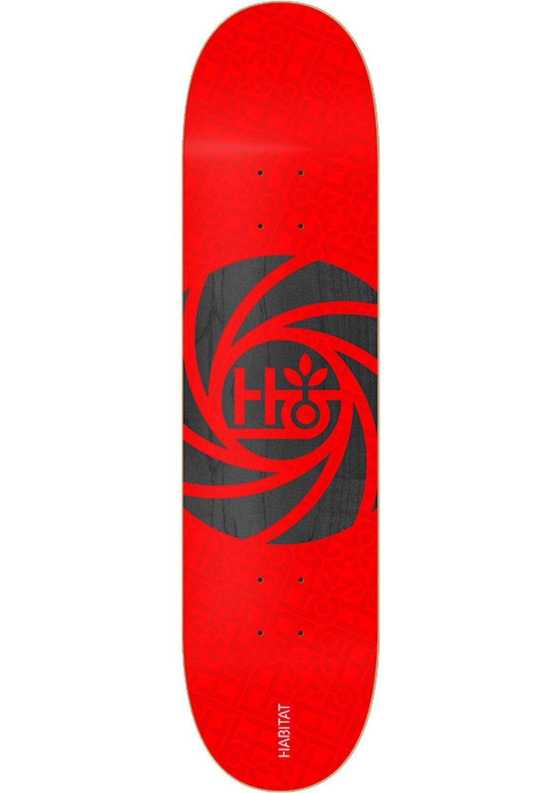 Buy Habitat Optical 8 25 Deck Only At Europe S Sickest Skateboard Store Skateboard Store Skateboard Habitats