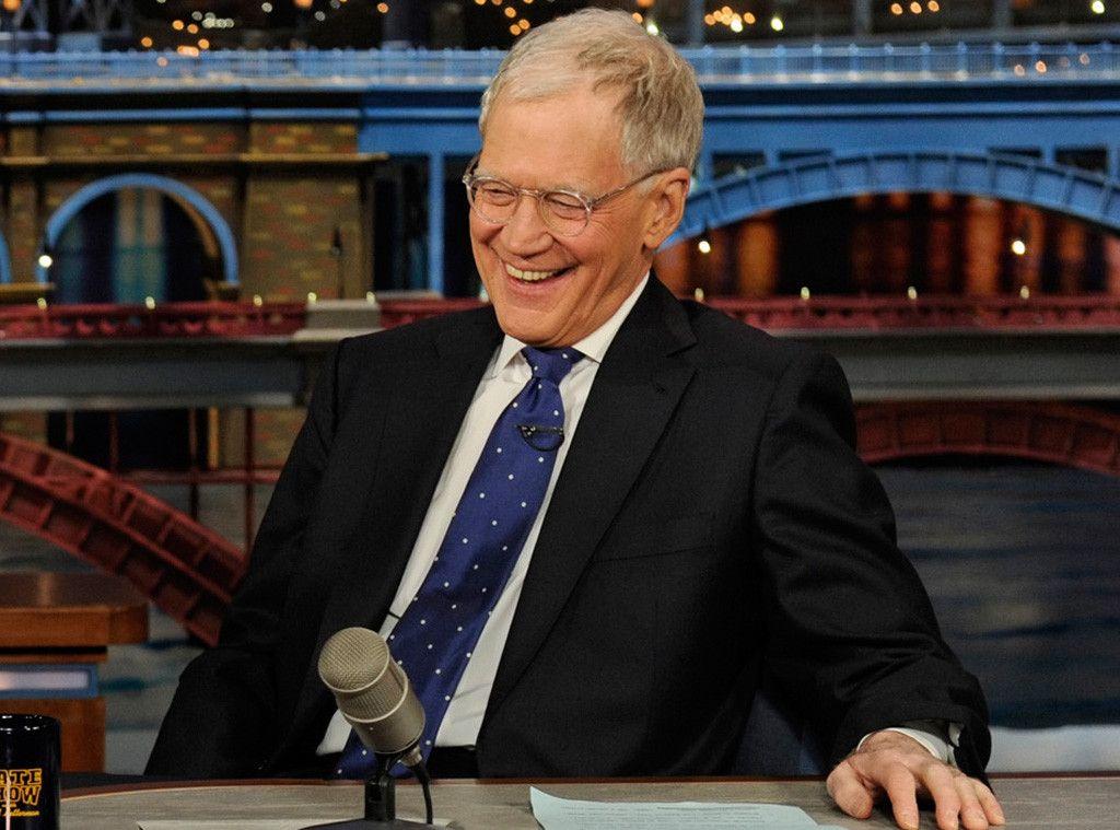 Dave Letterman David letterman, Lettermen, Celebrity couples
