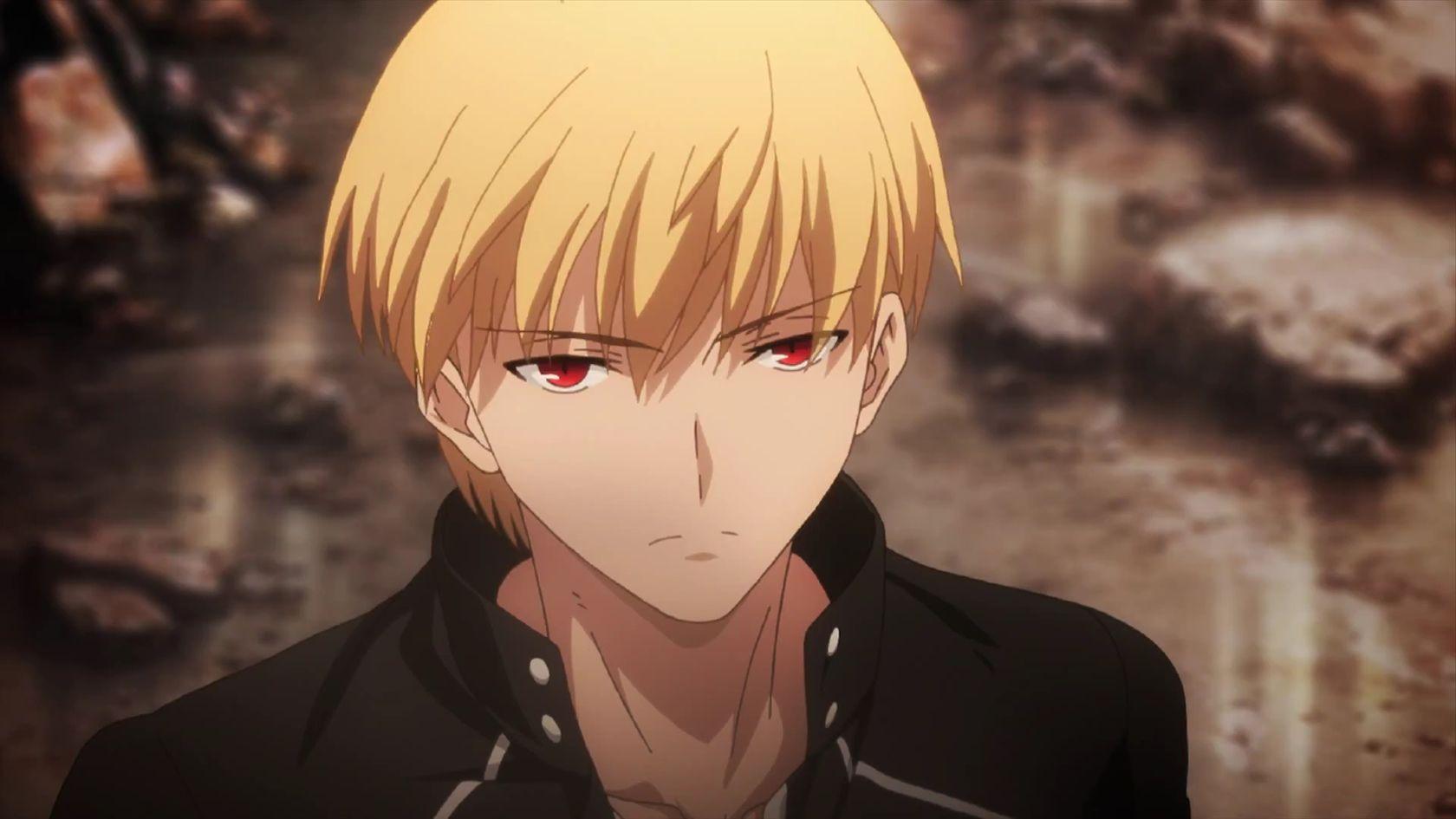 Pin by K♥ on GILGAMESH Gilgamesh fate, Anime heaven