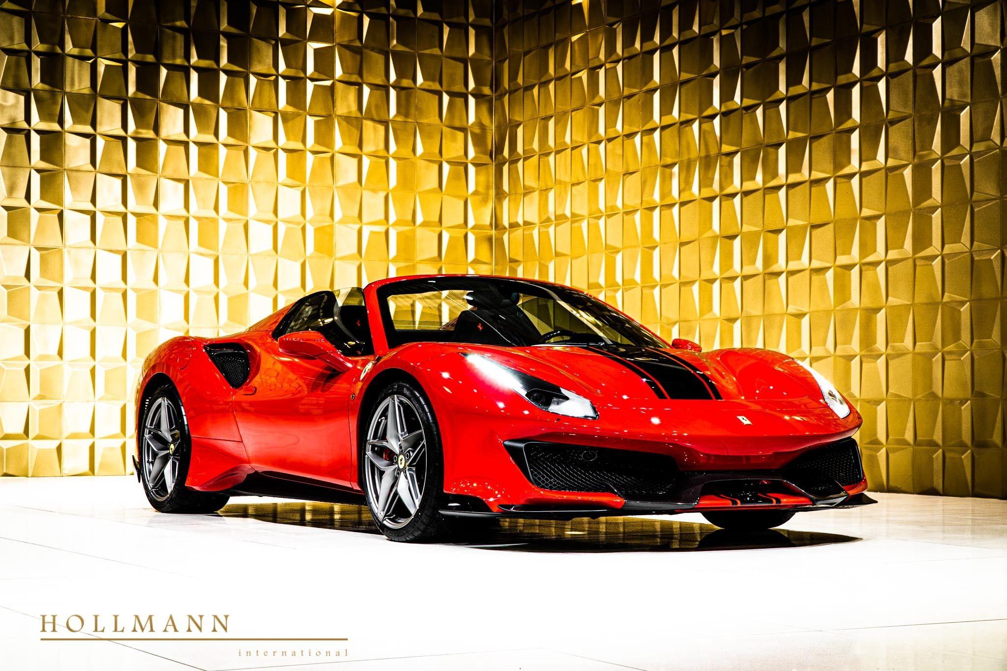 Ferrari 488 Pista Spider Hollmann International Germany For Sale On Luxurypulse