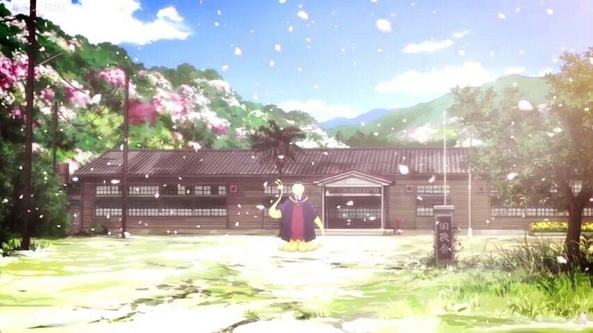 Last Episode Of Assassination Classroom Episode 25 Finale Season