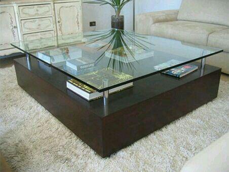 Pin de luis rosas en libreros mesas mesas de centro for Mesas de sala modernas