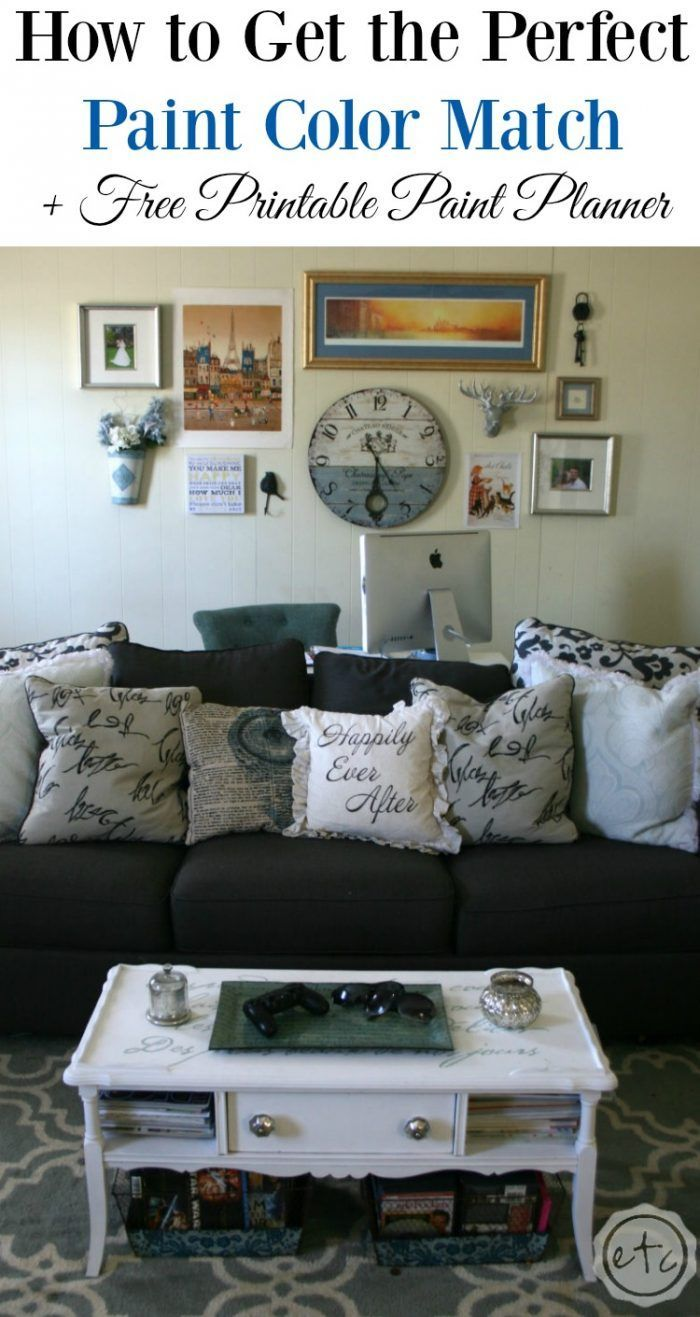 Are You Struggling To Find The Perfect Paint Color Match In Your House Finding
