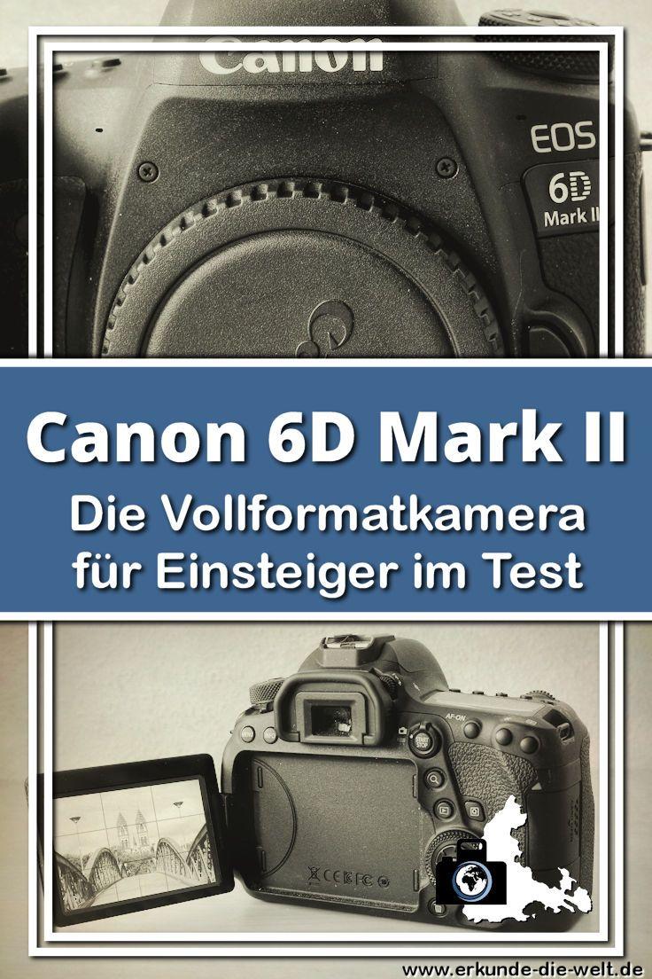 Canon EOS 6D Mark II im Test | Canon EOS and EOS