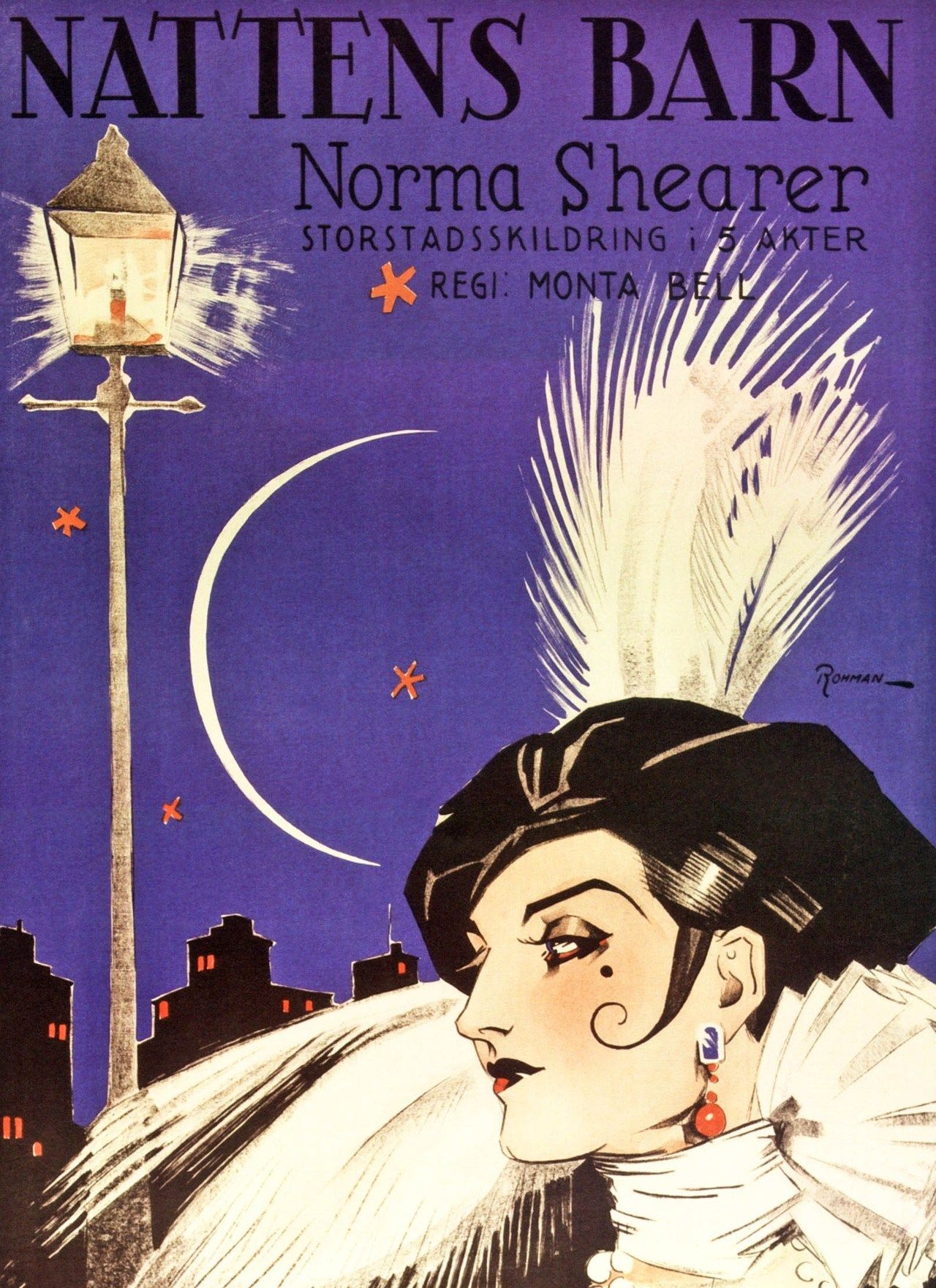 """Lady of the Night"" 1925"