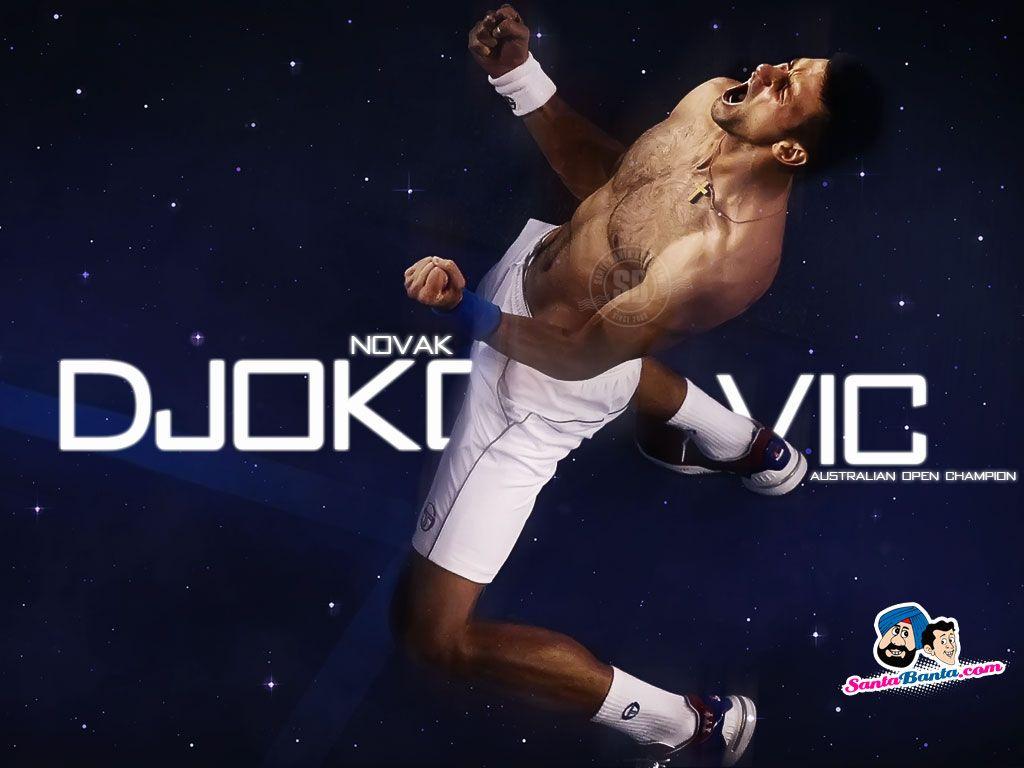 Novak Djokovic Wallpaper 10 Novak Djokovic Fun Sports Tennis World