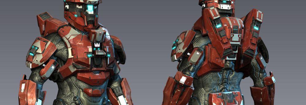 Halo_4_armor_sets_royalflush555-halo-4-vanguard-low-poly