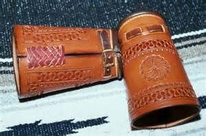 floral stamped cowboy cuffs - Bing Images-SR