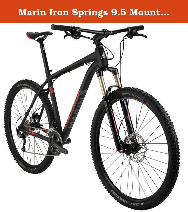 Marin Iron Springs 9 5 Mountain Bike Marin County California Is