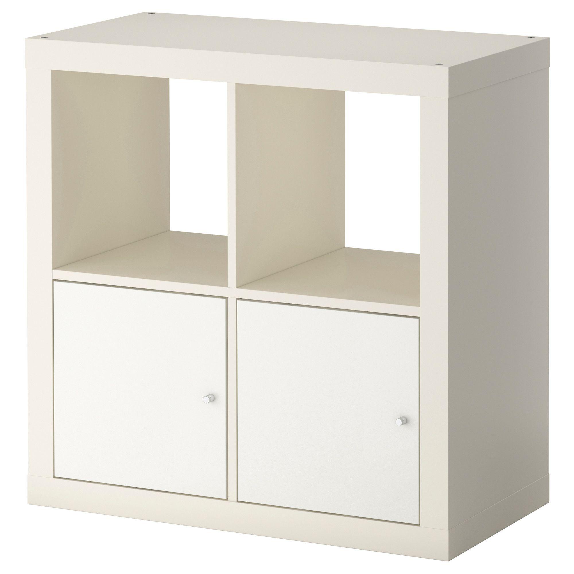 expedit oppbevaringskombinasjon - hvit/hvit - ikea | house ideas