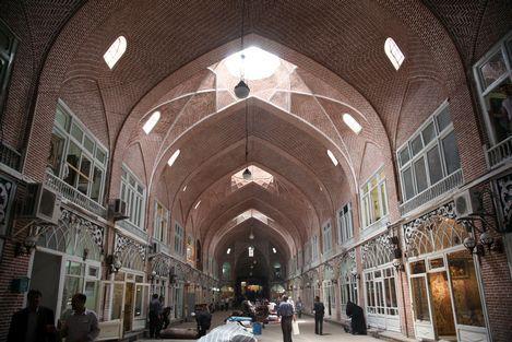 Tabriz Historic Bazaar Complex, Iran