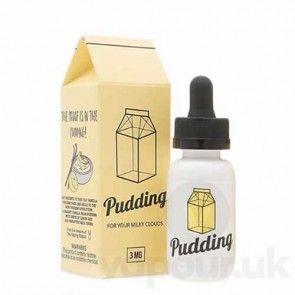 The Milkman Pudding Eliquid Eliquid Shampoo Bottle Vape