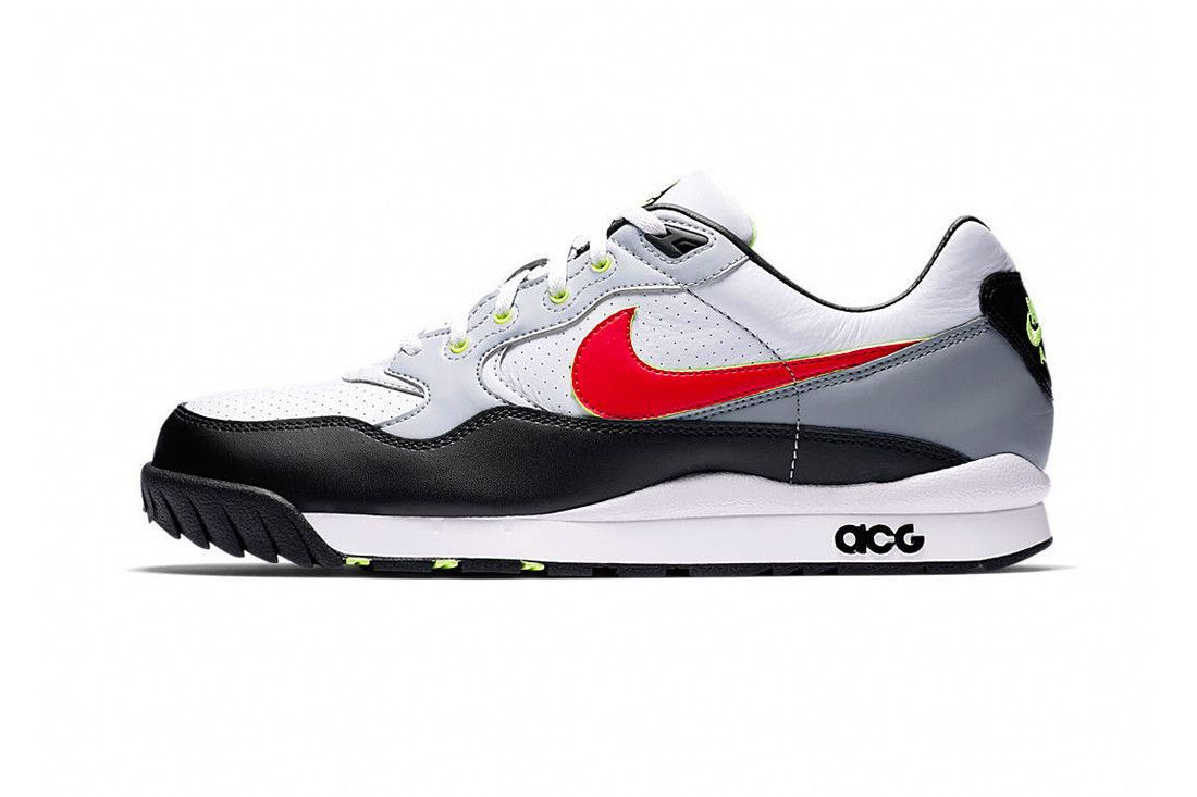 8a78282044f Nike Set to Reintroduce the ACG Wildwood With New Colorways ...