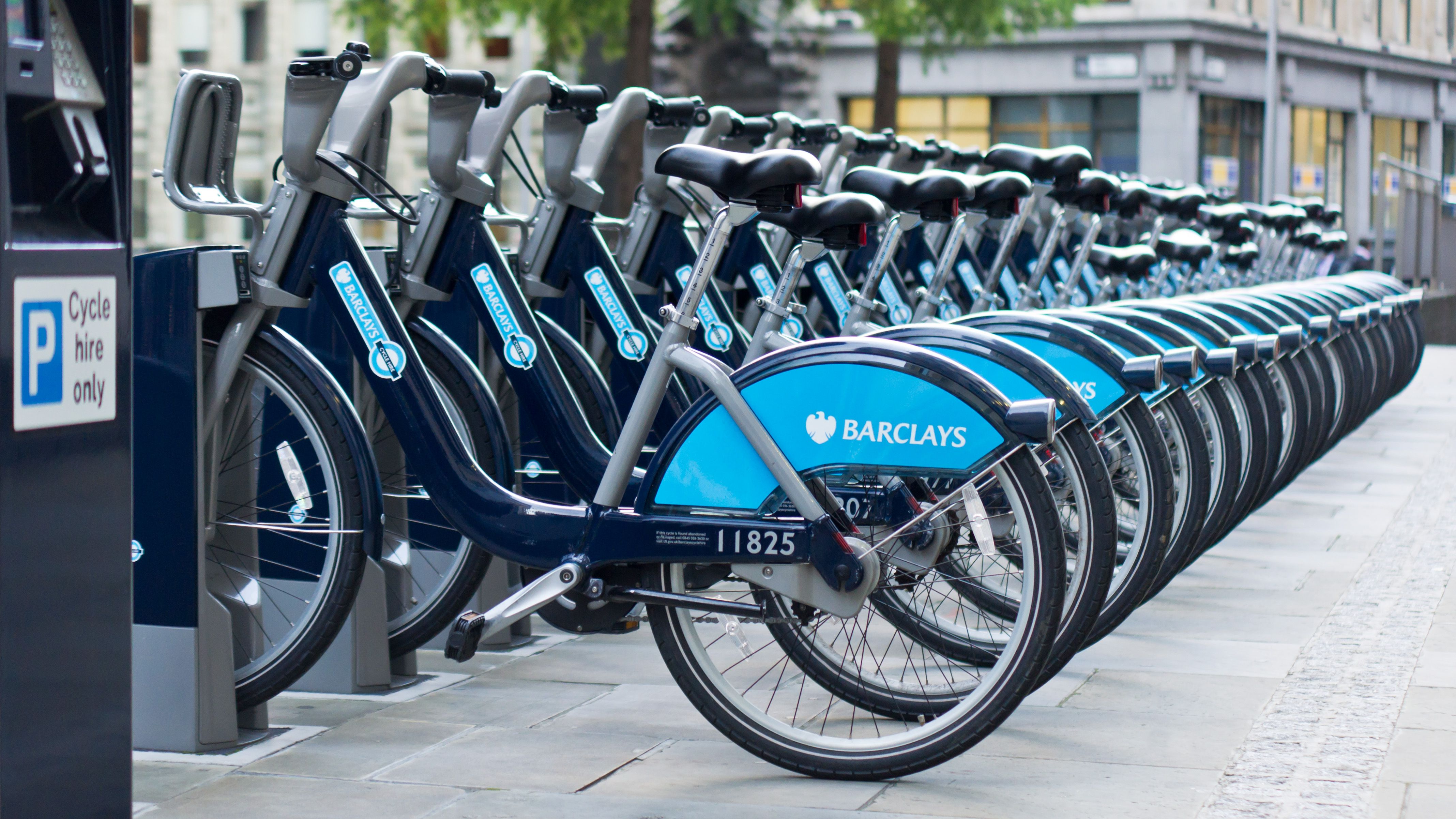Barclays Cycle Hire Bike Rental Visit London Things To Do In