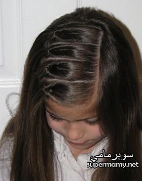 تسريحات للشعر القصير للمدرسه للاطفال احلى بنات Hair Styles Easy Little Girl Hairstyles Kids Hairstyles
