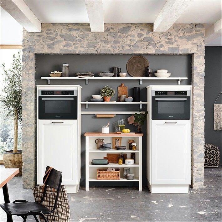 MALAGA Weiss Unsere neue Front Malaga aus der Produktlinie classic - kchen weiss landhausstil modern