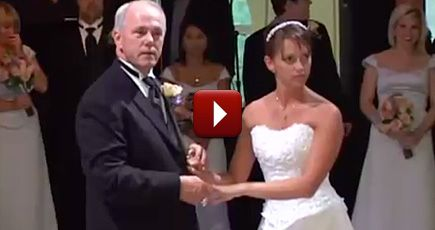 Father Daughter Wedding Dance.This Is One Of The Most Amazing Father And Daughter Dances I
