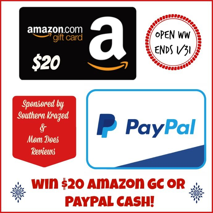 20 Paypal Or Amazon Jan31