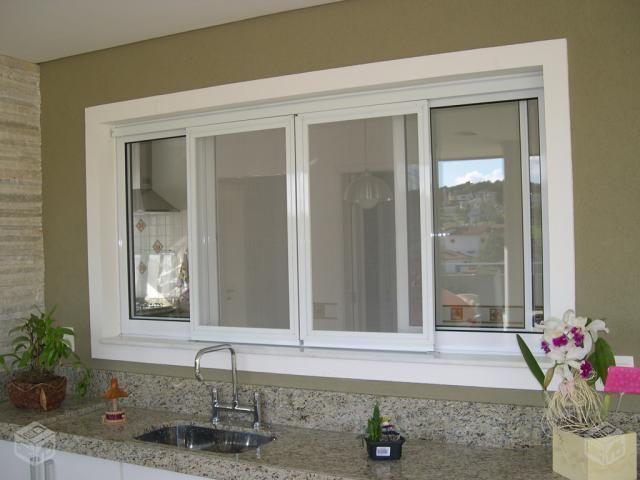 Resultado de imagem para preço de janela de blindex   Cozinha ...