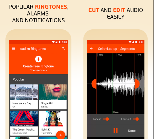 Top 15 Best Free Ringtone Apps For Android In 2020 In 2020 Android Apps Popular Ringtones Amazing Ringtones