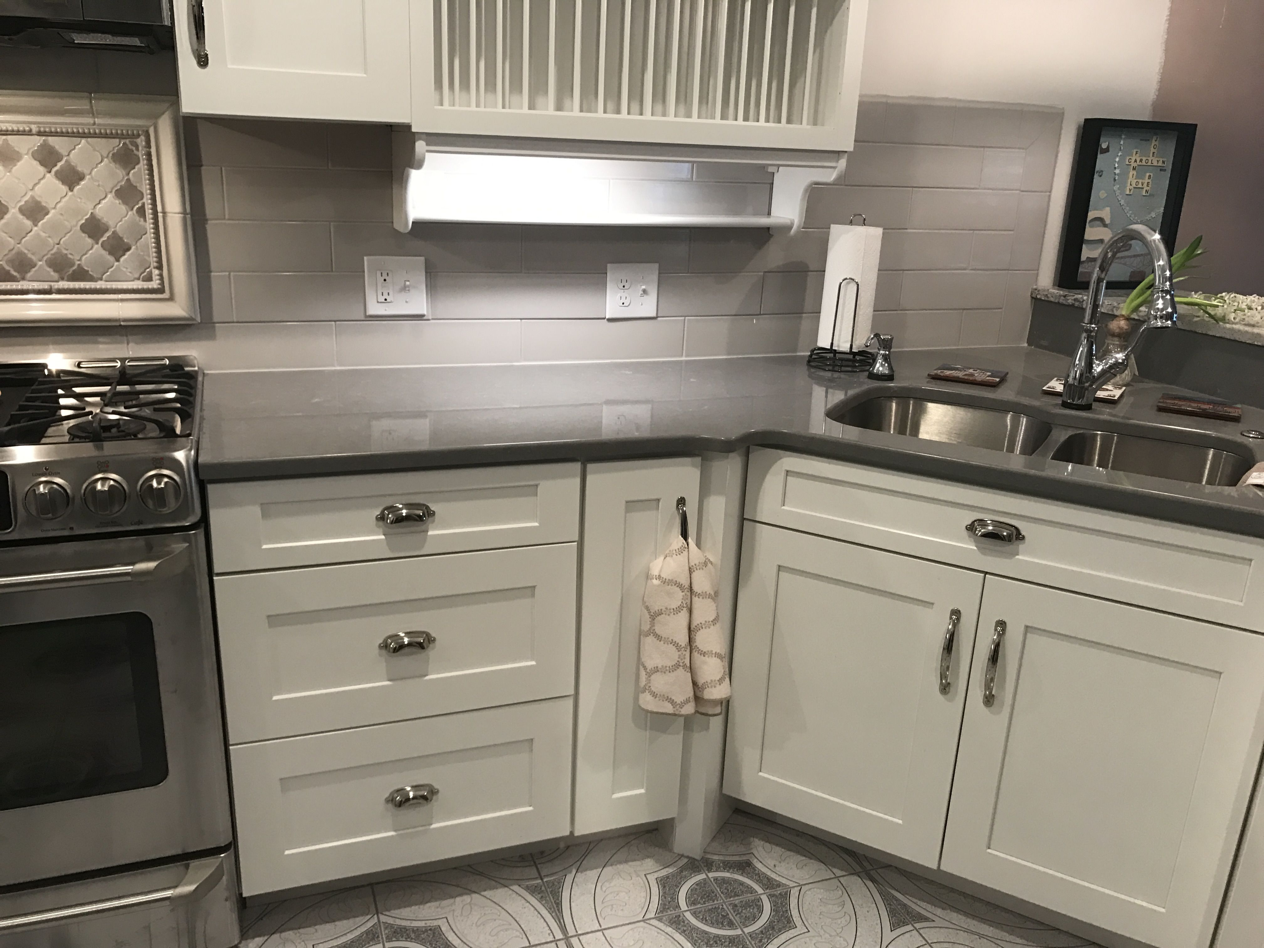 Cambria Carrick Kitchen Remodel Kitchen Cabinets Countertops