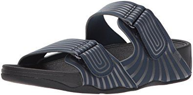 73f038584082 FitFlop Men s Gogh Sport Adjustable Slide Sandal Review