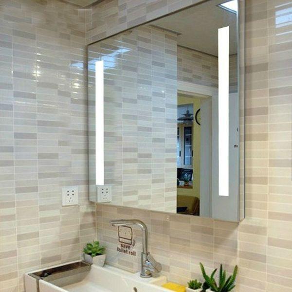 Led Espelho Do Banheiro Com Nevoa Frete Iluminacao Espelho