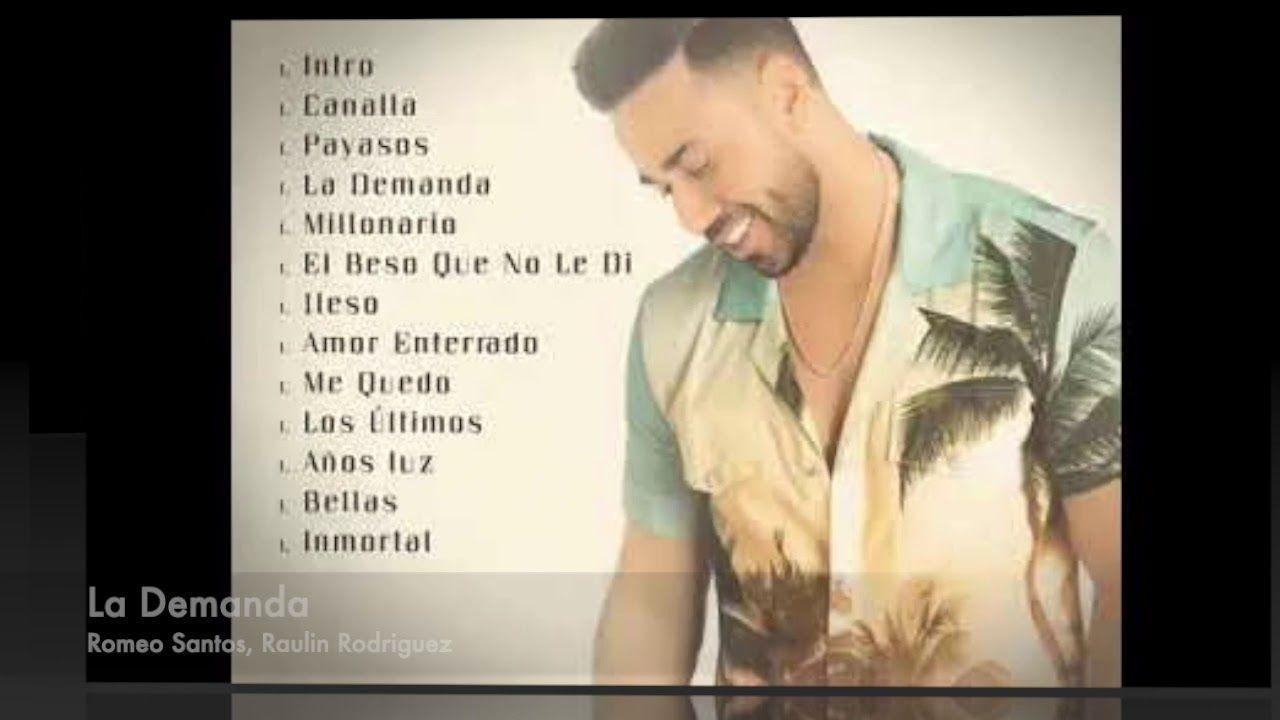Lo Nuevo De Romeo Santos Utopia Youtube Romeo Santos San Joseph Raulin Rodriguez