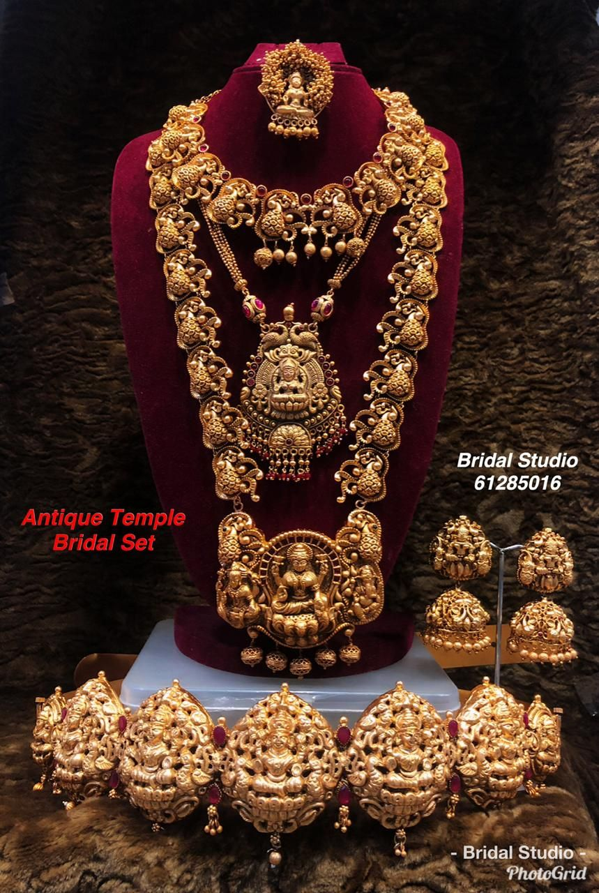 Jewelleries On Rent Indian Bridal Jewelry Sets Gold Necklace Indian Bridal Jewelry Wedding Jewelry Sets Bridal Jewellery