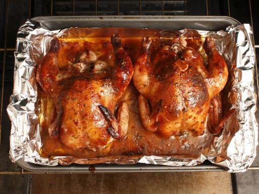 Cajun Cornish Hens Recipe In 2019 Cornish Hen Recipe Cornish Hen Recipes Oven Cooking