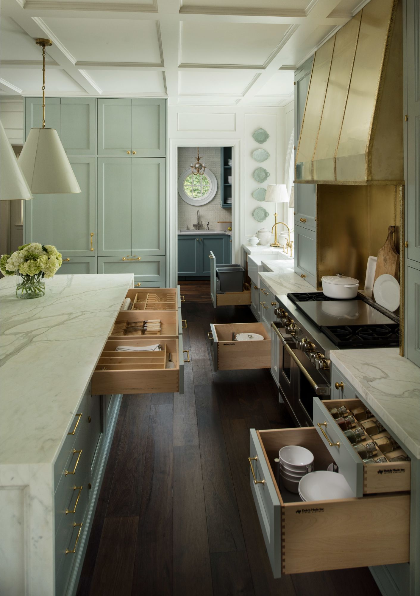 You Can Have All The Best Utensils, Appliances And Gadgets Galore, But What  Good Is A #gourmet #kitchen Without Proper #storage For These Tools?