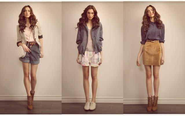 Vintage Look Clothing