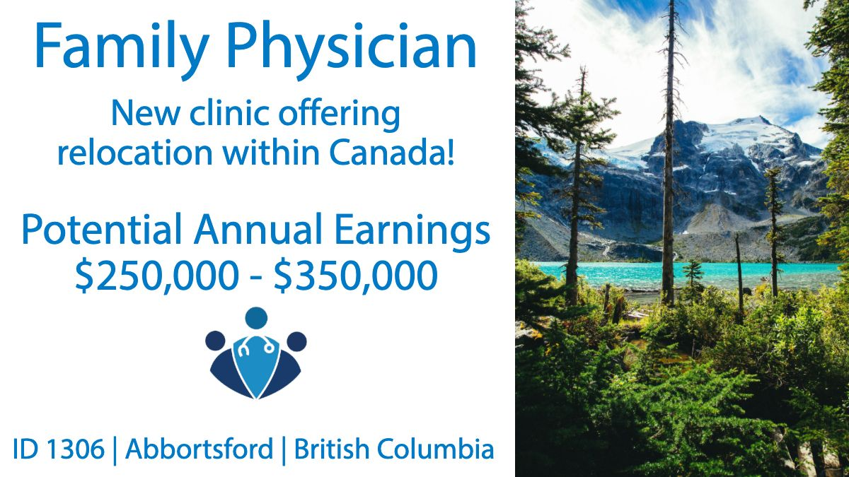 We have many fantastic opportunities across Canada for