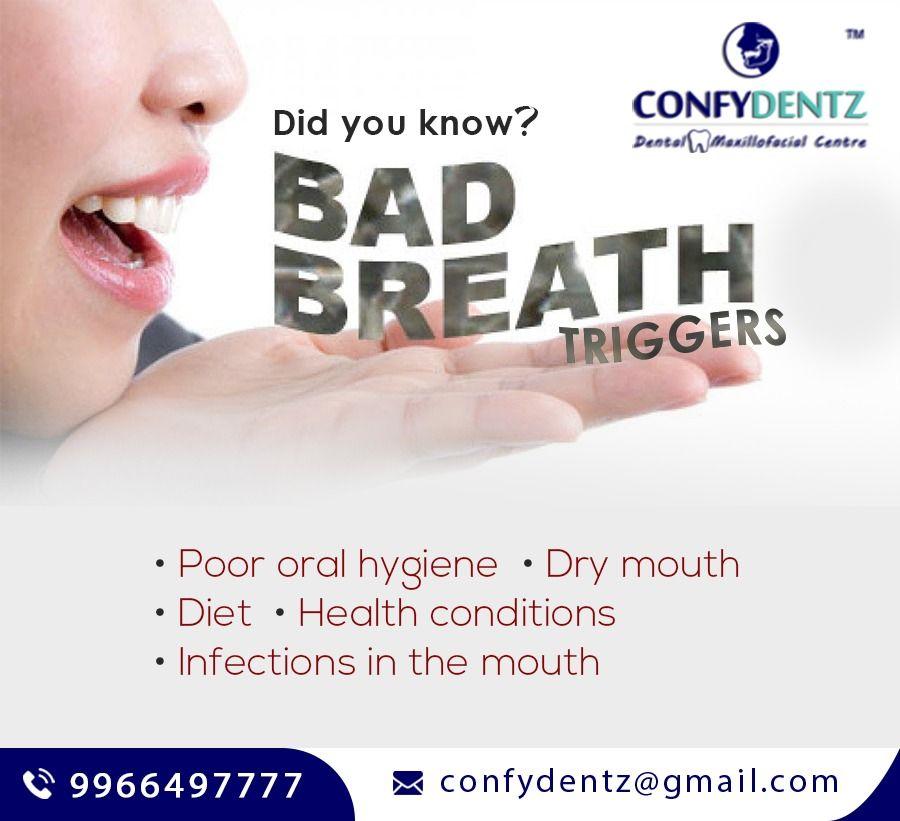 Medical recipe bad breath dental hospital dental clinic