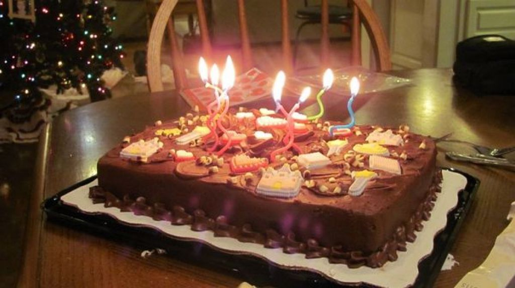 13++ Big birthday cake with name trends