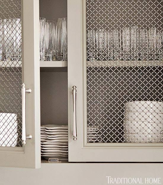 wire mesh for stand alone cabinet kitchen kitchen cabinetry rh pinterest com