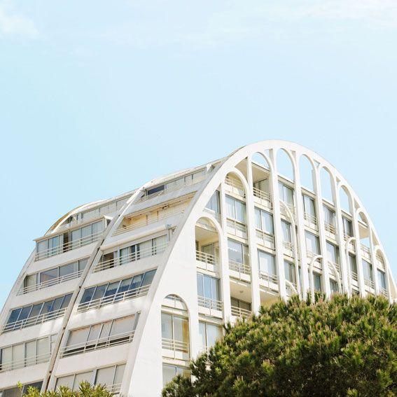 Dome House Futuristic: La Grande Motte_Balladur #©patriziamussa