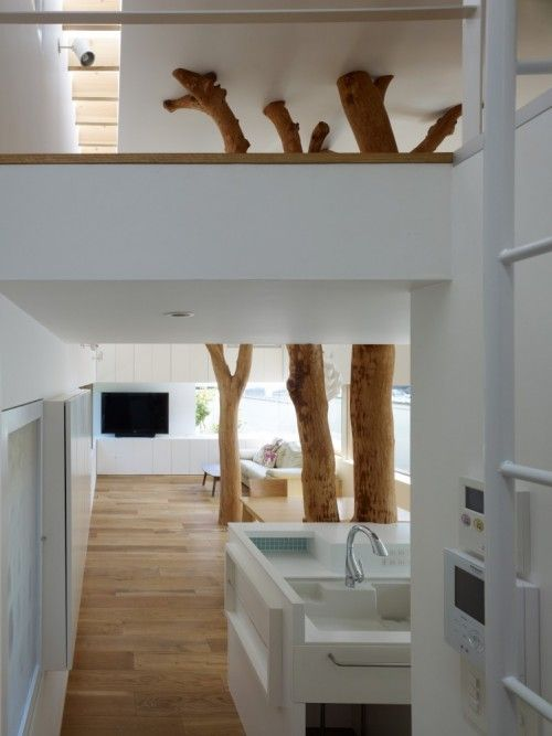 Name: Garden Tree House  Designer: Hironaka Ogawa & Associates  Location: Kagawa, Japan