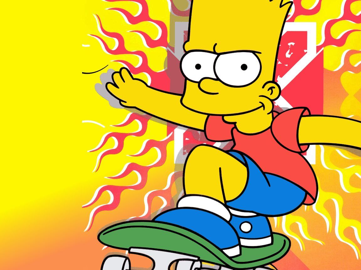 The Simpsons Wallpaper Pinterest O