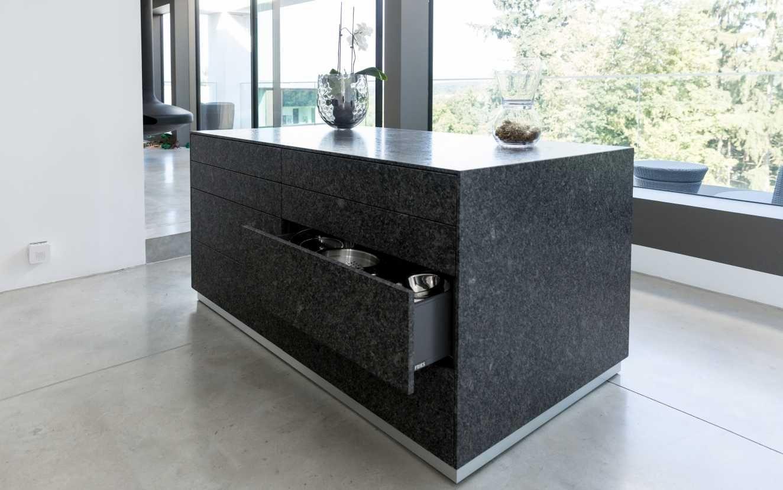 Granitküche, Granit, Granite, Naturalstone, Clean, Küche, Kitchen ... | {Granitabdeckung küche 24}