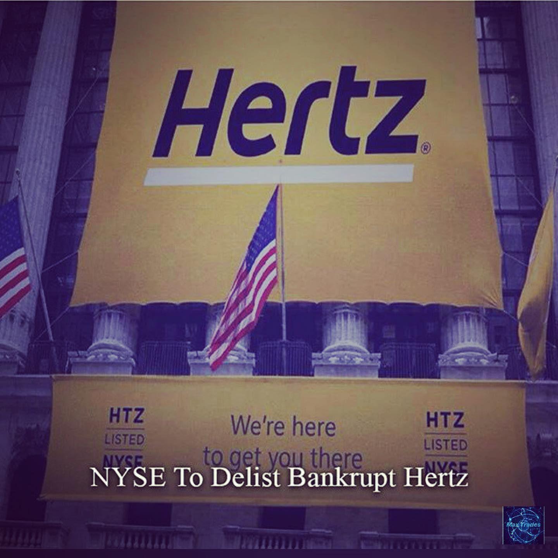 The New York Stock Exchange initiated proceedings to