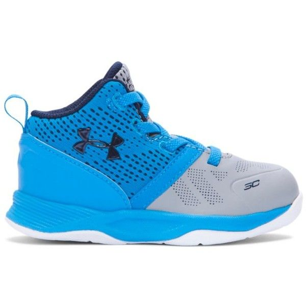 sale retailer b5552 71fb1 Under Armour Kids' Infant UA Curry Two Basketball Shoe ($50 ...