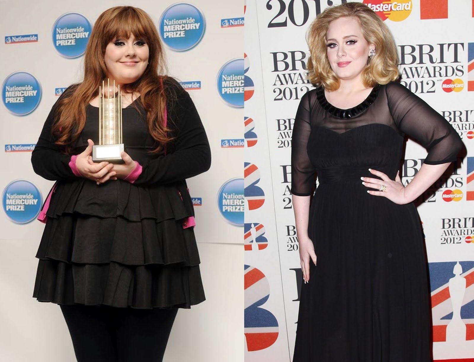 Adele Antes E Depois Pesquisa Google Com Imagens Emagrecer