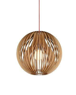 Contemporary Round Globe Pendant Light Wooden Lamp Shade 2lbmp Jll20d1 Wooden Pendant Lighting Painting Lamp Shades Wood Pendant Light