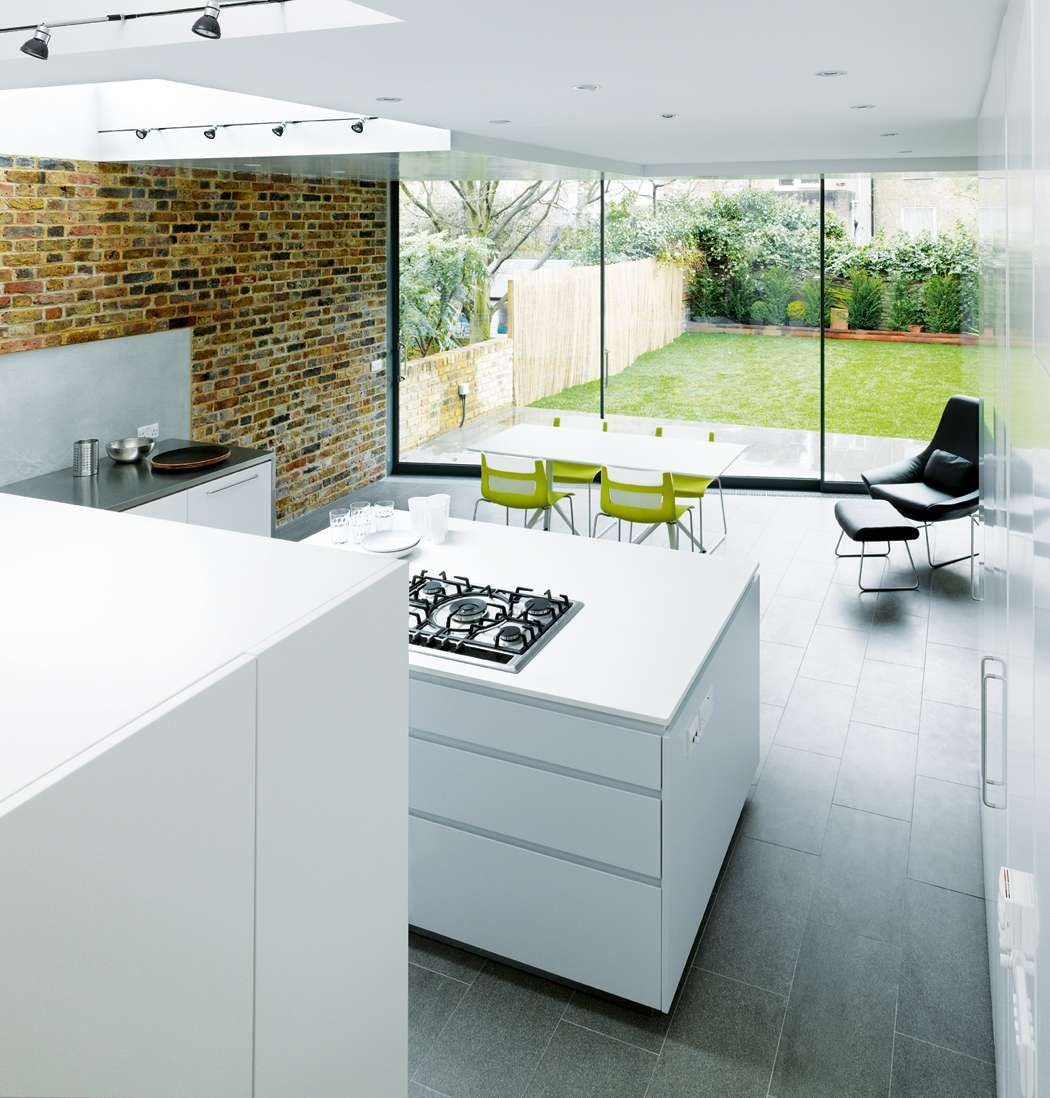 A Contemporary Extension to a Victorian Home | Homebuilding ...